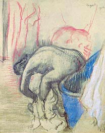 Degas | After the Bath, 1903 | Giclée Paper Print