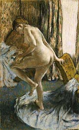 Degas | After the Bath, c.1883 | Giclée Paper Print