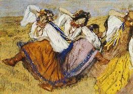 Degas | Russian Dancers, undated | Giclée Paper Print