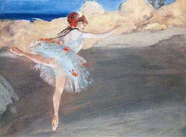 Degas | The Star: Dancer on Point, c.1878 | Giclée Paper Print
