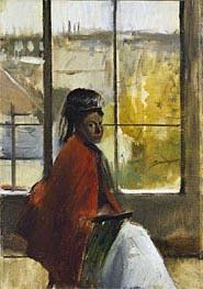 Degas | Alice Villette, 1872 | Giclée Canvas Print