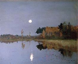 Isaac Levitan | The Twilight Moon | Giclée Canvas Print