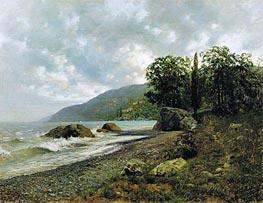 Isaac Levitan | Crimean Landscape | Giclée Canvas Print