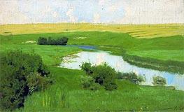 Isaac Levitan | Small River Istra, c.1885/86 | Giclée Canvas Print