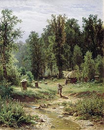 Ivan Shishkin | Apiary in the Wood | Giclée Canvas Print