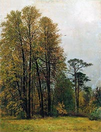 Ivan Shishkin | Autumn | Giclée Canvas Print