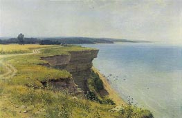 Ivan Shishkin | On the Shore of the Gulf of Finland | Giclée Canvas Print