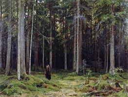 Ivan Shishkin   Countess Mordvinov's Forest   Giclée Canvas Print