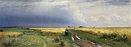 Ivan Shishkin | Road in the Rye | Giclée Canvas Print