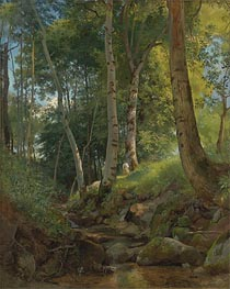 Ivan Shishkin | The Brook | Giclée Canvas Print