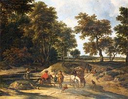 Ruisdael | The Benefits | Giclée Canvas Print