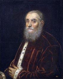 Tintoretto | Marco Grimani, c.1576/83 | Giclée Canvas Print