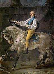 Jacques-Louis David | Count Stanislas Potocki | Giclée Canvas Print