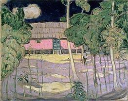 James Wilson Morrice | Landscape, Trinidad, c.1921 | Giclée Canvas Print