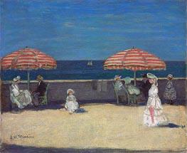 James Wilson Morrice | Dieppe, c.1906 | Giclée Canvas Print