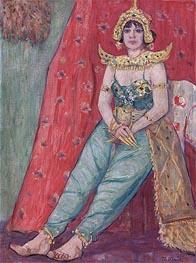 James Wilson Morrice | Olympia, c.1912 | Giclée Canvas Print