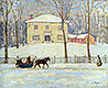 Morrice - The Old Holton House, Montreal - Art Print / Posters