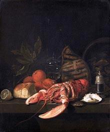 de Heem | Still Life, 1668 | Giclée Canvas Print