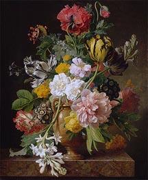 van Dael | The Broken Tuberose, 1807 | Giclée Canvas Print