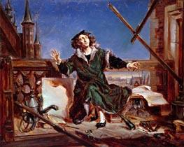 Jan Matejko | Nicolaus Copernicus the Astronomer, Undated | Giclée Canvas Print