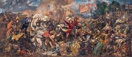 Jan Matejko | Battle of Grunwald, 1878 | Giclée Canvas Print