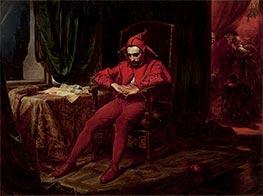 Jan Matejko | Stanczyk, 1862 | Giclée Canvas Print