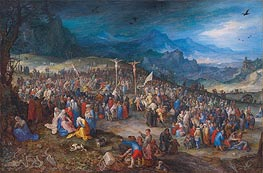 Jan Bruegel the Elder | Calvary, 1598 | Giclée Canvas Print