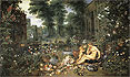 Bruegel the Elder - Smell - Art Print / Posters