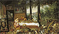 Bruegel the Elder - Taste - Art Print / Posters