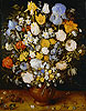 Bruegel the Elder - Small Bouquet of Flowers - Art Print / Posters