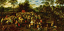 Bruegel the Elder - Wedding Banquet - Art Print / Posters