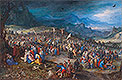 Bruegel the Elder - Calvary - Art Print / Posters