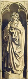 Jan van Eyck | The Apostle John (The Ghent Altarpiece) | Giclée Canvas Print