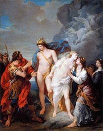 Return of Andromeda, 1782 by Baron Jean Baptiste Regnault | Giclée Canvas Print