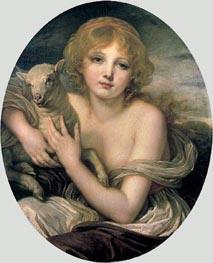 Jean-Baptiste Greuze | Innocence, c.1790 | Giclée Canvas Print
