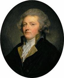 Jean-Baptiste Greuze | Fabre d'Eglantine, undated | Giclée Canvas Print