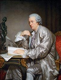 Jean-Baptiste Greuze | Claude Henri Watelet | Giclée Canvas Print