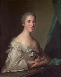 Jean-Marc Nattier | Portrait of Elizabeth Countess of Warwick | Giclée Canvas Print