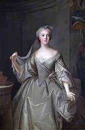 Jean-Marc Nattier | Madame Sophie de France as a Vestal Virgin, undated | Giclée Canvas Print