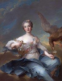 Jean-Marc Nattier | The Duchesse de Chartres as Hebe, undated | Giclée Canvas Print