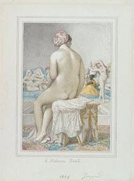Ingres | Turkish Bath, 1864 | Giclée Paper Print