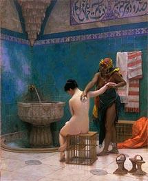 Gerome | Moorish Bath | Giclée Canvas Print
