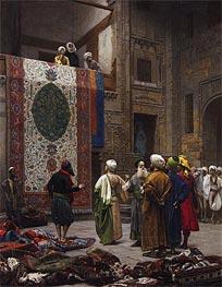 Gerome | The Carpet Merchant | Giclée Canvas Print