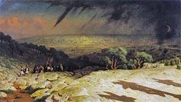 Gerome   Jerusalem (Golgotha, Consummatum Est, Crucifixion), 1867   Giclée Canvas Print