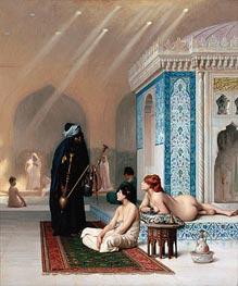 Gerome   Pool in a Harem, c.1876   Giclée Canvas Print