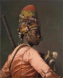 Gerome   Bashi-Bazouk, c.1868/69   Giclée Canvas Print