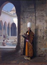 Gerome | The Harem Guard, undated | Giclée Canvas Print