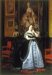 Gerome | Baroness Nathaniel de Rothschild, 1866 | Giclée Canvas Print