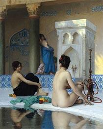 Gerome   After the Bath, undated   Giclée Canvas Print