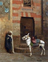 Gerome   Egyptian Donkey, undated   Giclée Canvas Print